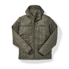 Filson Men's Ultralight Hooded Jacket