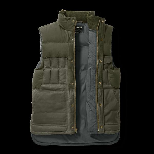 Filson Men's Down Cruiser Vest