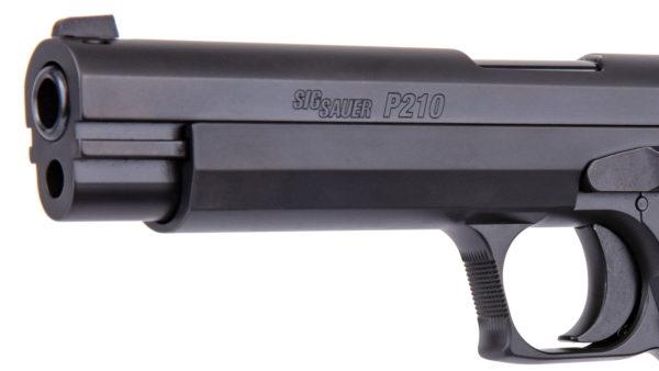 Sig Sauer P210 Standard