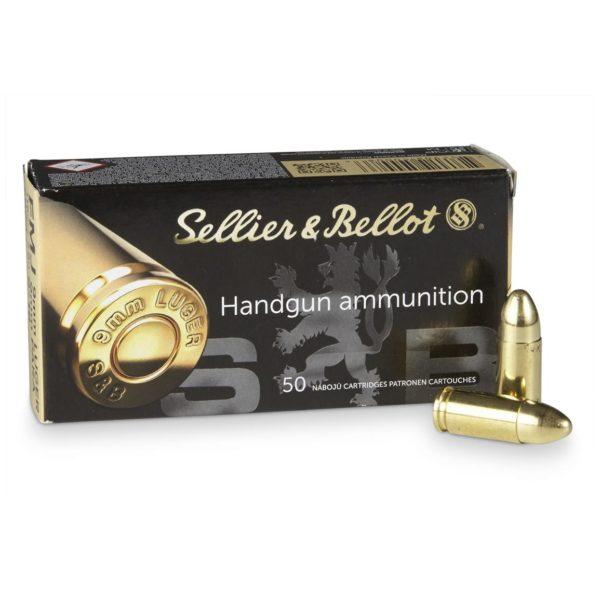 Sellier & Bellot SB9A 9mm