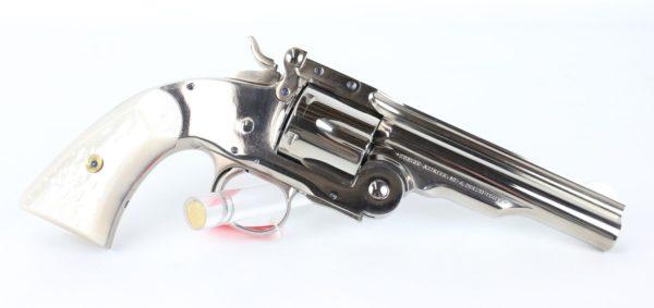 Uberti 1875 No. 3 Top Break 2nd Model 45 Colt