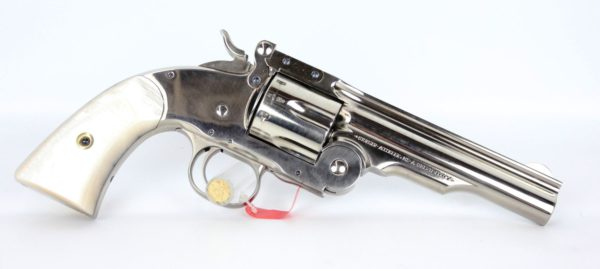 Uberti 1875 No. 3 Top Break 2nd Model 38 SPL