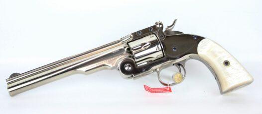 Uberti 1875 No. 3 Top Break 2nd Model 38 SPL