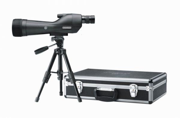 Leupold SX-1 Ventana 2 20-60x80mm Straight Spotting Scope Kit