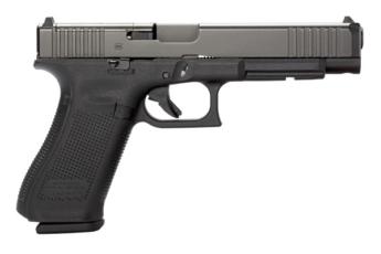 Glock 34 Gen 5 9mm 17rd AS FSS MOS
