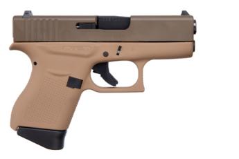 Apollo Custom Glock 43 9mm PST CKDDEPB 6rd