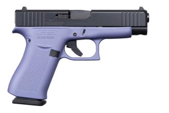 Apollo Custom Glock 48 9mm ORCHID BLK 10rd