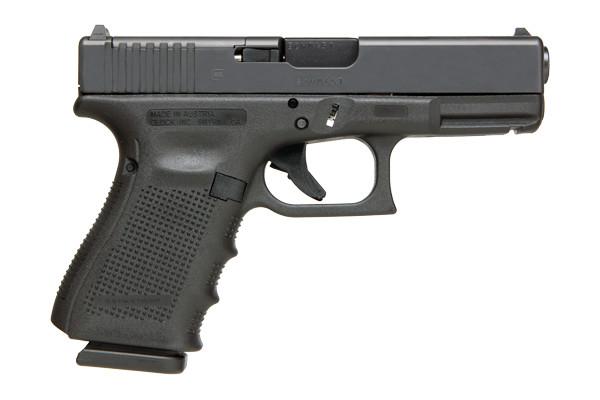 Glock 19 Gen 4 9mm PST 15rd FS MOS