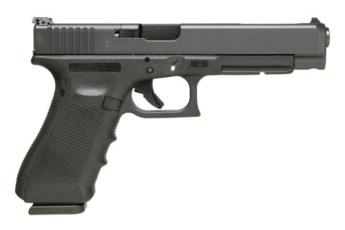 Glock 34 Gen 4 9mm 17rd AS MOS