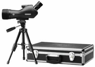 Leupold SX-1 Ventana 2 15-45x60mm Angled Spotting Scope Kit
