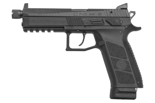 CZ-USA CZ P-09 Suppressor-Ready
