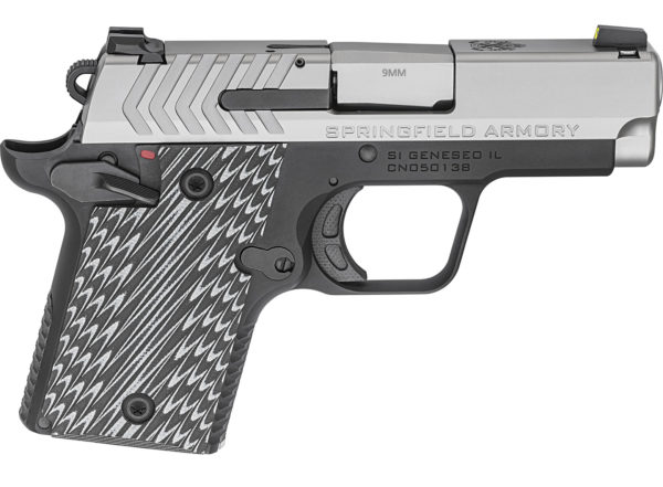 Springfield Armory 911 3″ 9mm Stainless