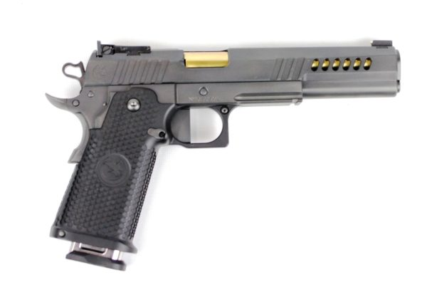 "Nighthawk Custom Chairman 9mm 6"" Double Stack"