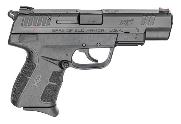 "Springfield XD-E 9mm 4.5"""