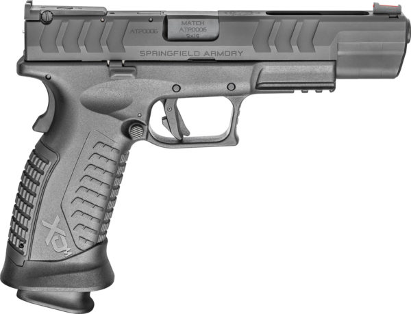 Springfield XD-M Elite 9mm 5.25""