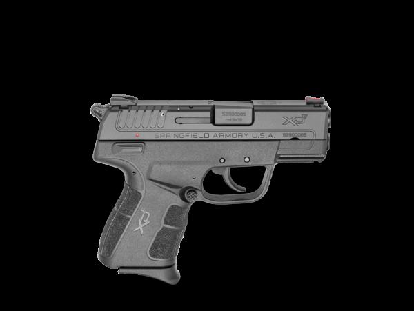 "Springfield XD-E 9mm 3.3"""