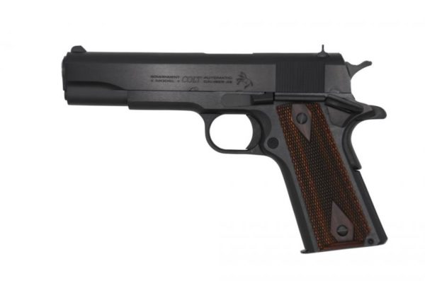 "Colt Government 1911 Classic 45ACP 5"" Blued"
