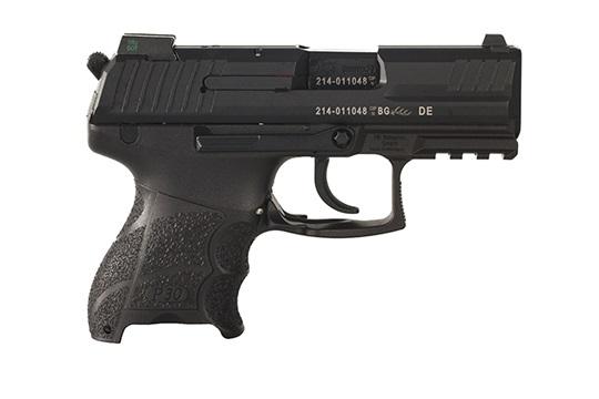Heckler & Koch P30SK V3 9mm NS 3-10rd