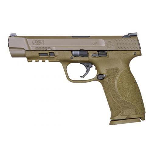 Smith & Wesson M&P9 M2.0 NTS FDE