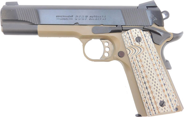 Colt XSE Lightweight Government