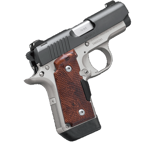 Kimber Micro 9 Two Tone Lasergrip