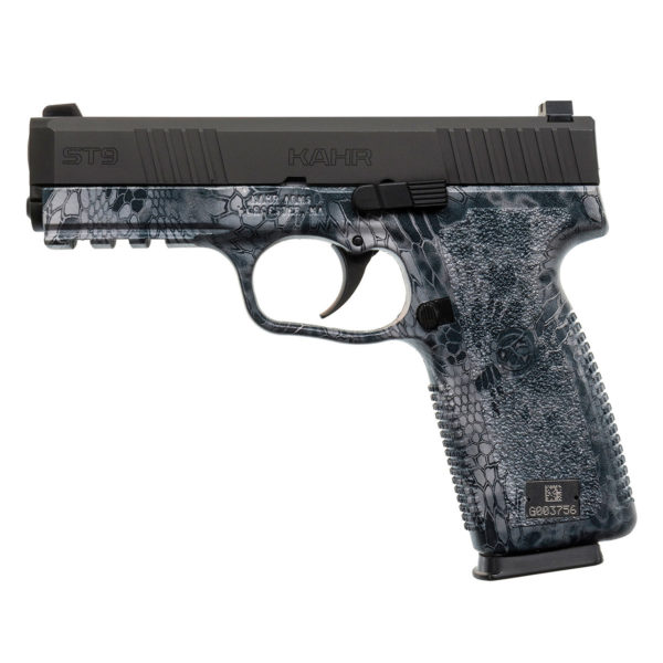 """Kahr Arms ST9 9mm 4"""" TIG Limited Edition"""