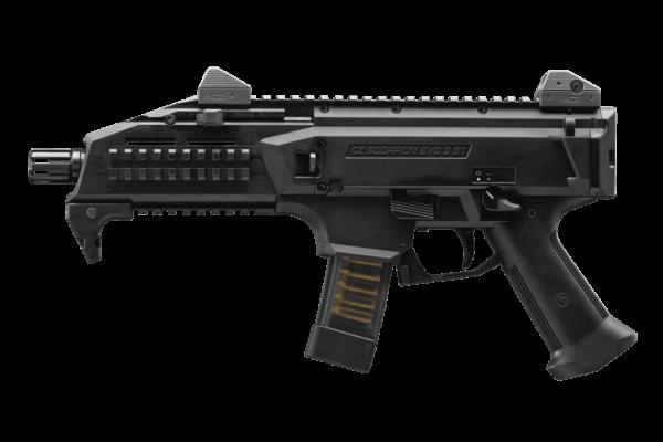 CZ-USA CZ Scorpion EVO 3 S1 Pistol