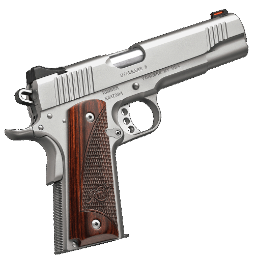 "Kimber Stainless II 45 ACP 5"""