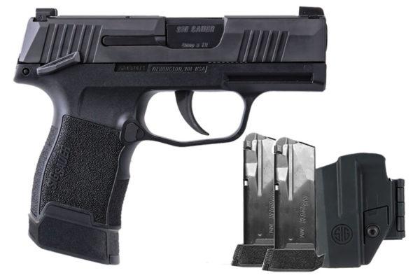 "Sig Sauer P365 MS 9mm 3.1"" TacPac"